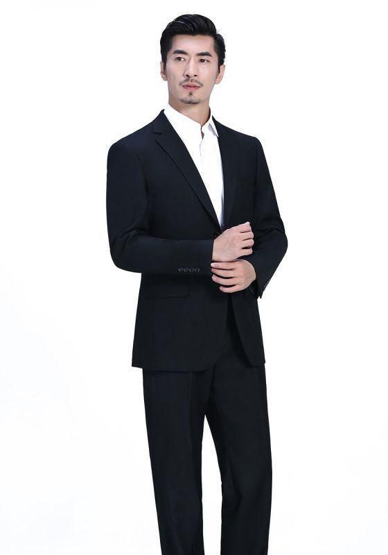 西装西服如何进行搭配?